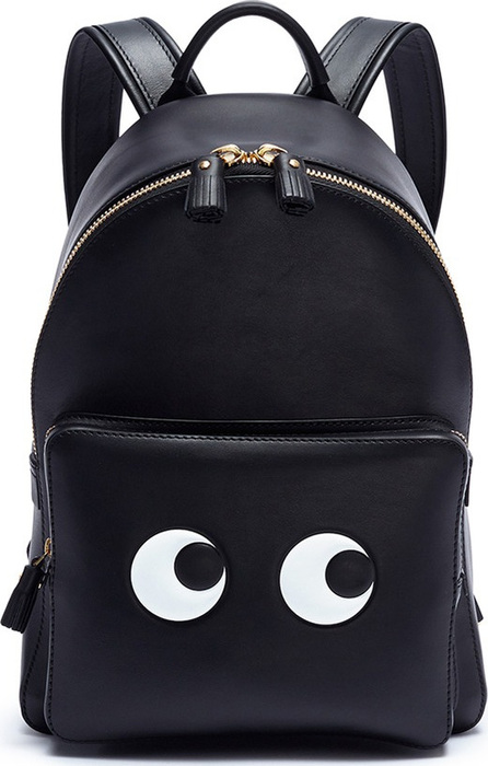 Anya Hindmarch 'Eyes' embossed mini backpack