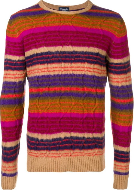 Drumohr Horizontal stripes jumper
