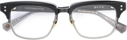 DITA Statesman Five glasses