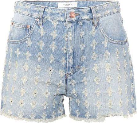 Isabel Marant Etoile Celsa denim shorts