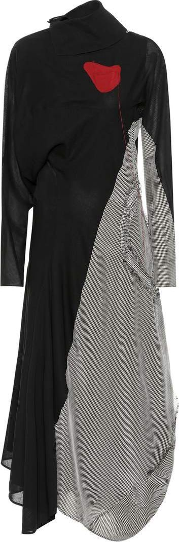 Acne Studios Dragica wool dress
