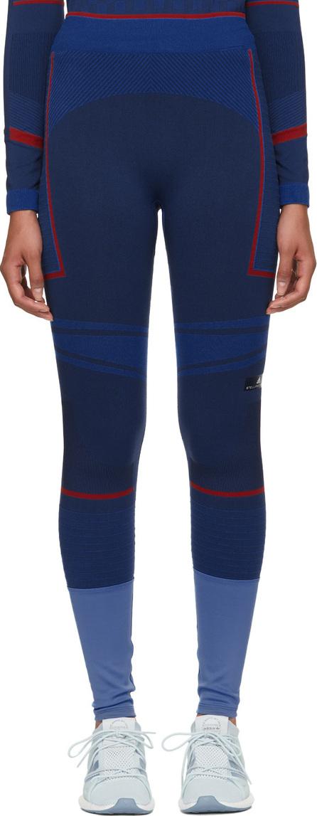 Adidas By Stella McCartney Blue Train SL Tights
