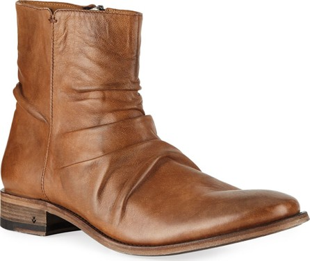 John Varvatos Men's Morrison Sharpei Leather Boots