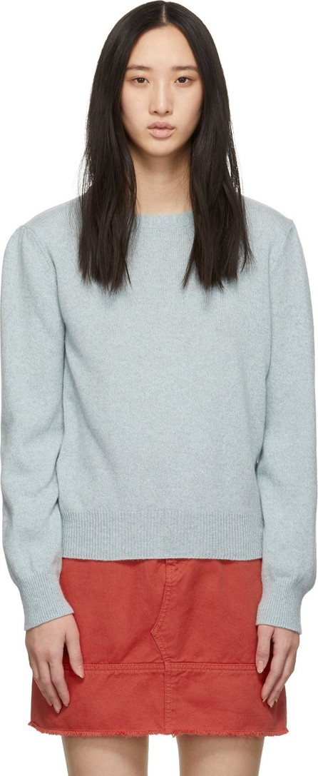 A.P.C. Blue Lauren Sweater