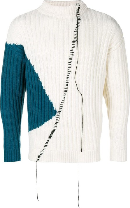 A-Cold-Wall* Colour block sweater
