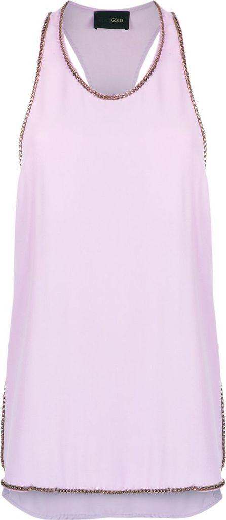 Andrea Bogosian Chain embellished top