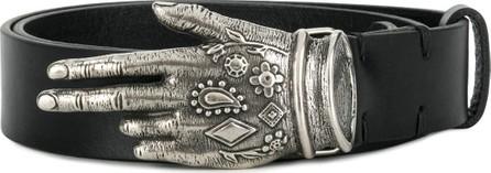 Etro Hand buckle belt