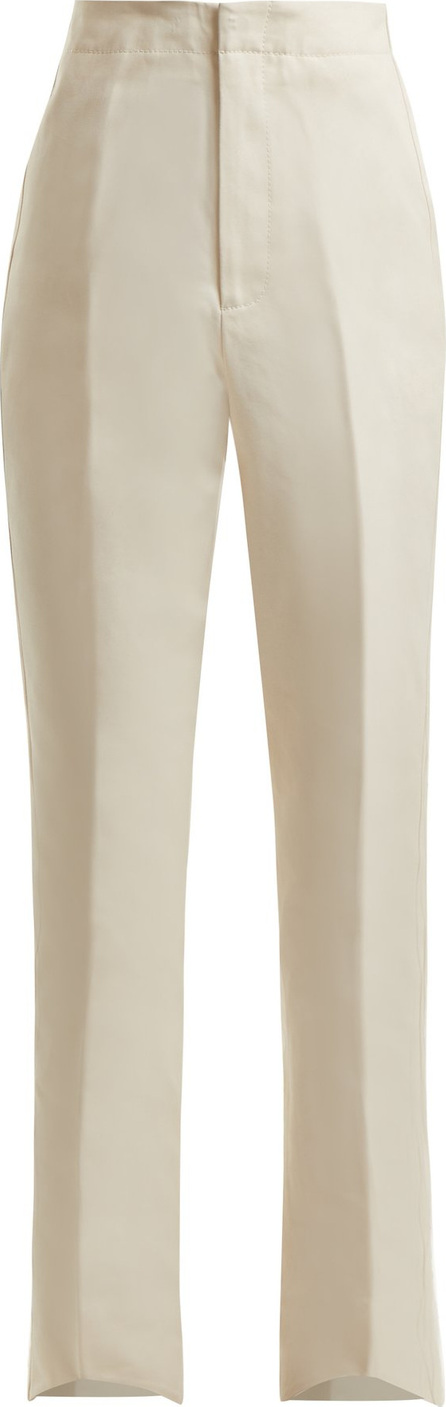 Colville High-waisted tailored trousers