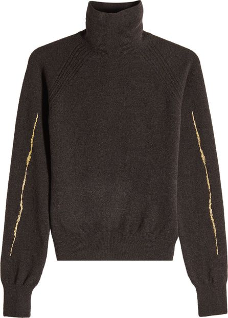 Haider Ackermann Turtleneck Pullover with Wool and Yak
