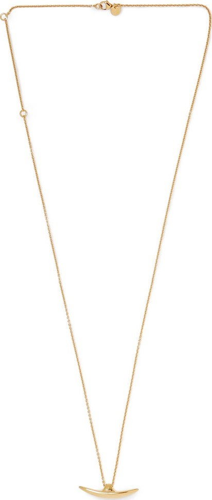 Shaun Leane Arc Gold-Plated Necklace