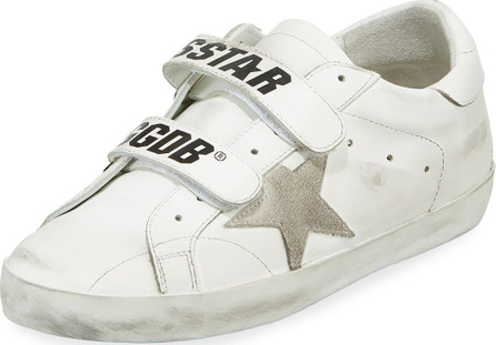 Golden Goose Deluxe Brand Old School Superstar Sneakers