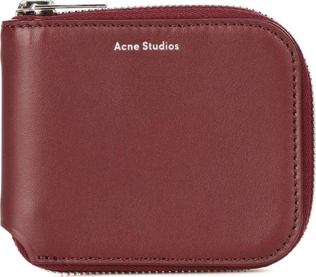 Acne Studios Kei S leather wallet