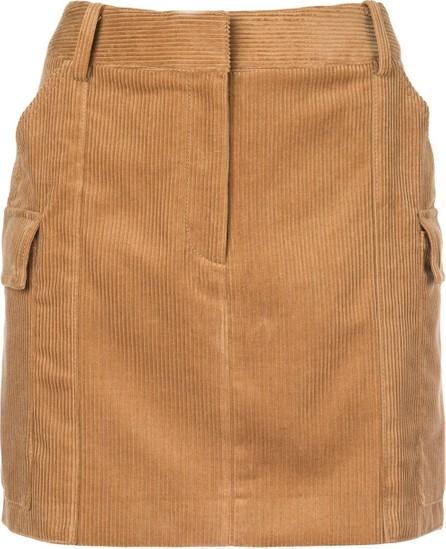 Stella McCartney Courduroy mini skirt