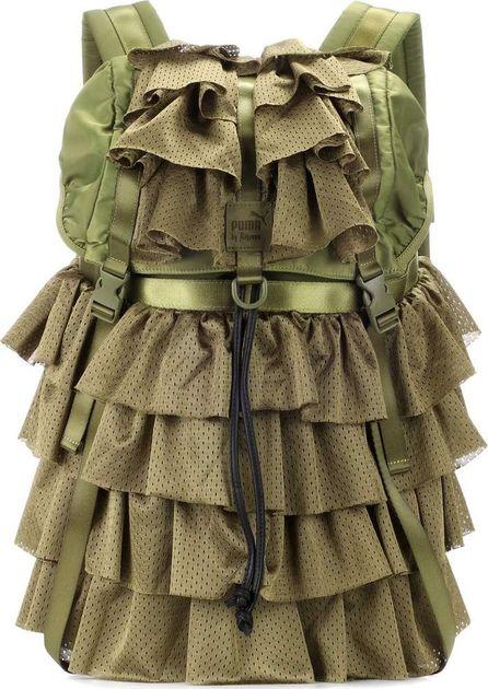 FENTY PUMA by Rihanna Ruffle backpack