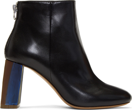 Acne Studios Black Cliffie Ankle Boots