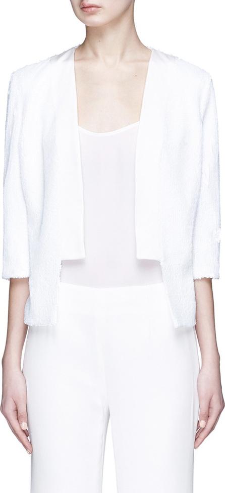 Galvan 'Salar' sequin open jacket