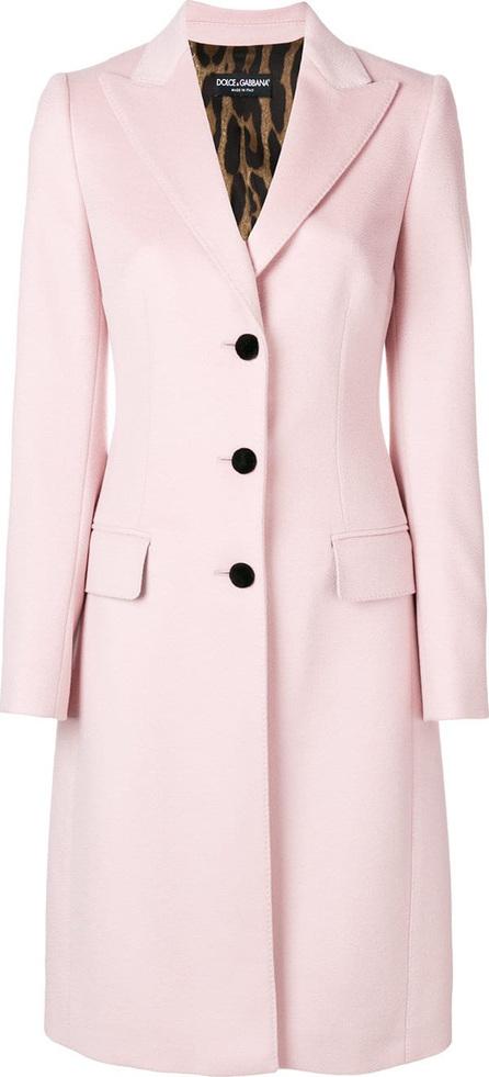 Dolce & Gabbana Tailored single-breasted coat