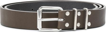Comme Des Garcons Studded detail belt