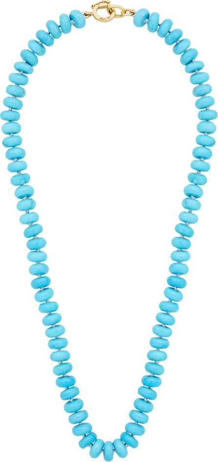 Irene Neuwirth Candy turquoise & 18kt gold necklace