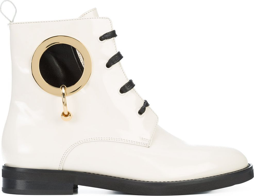 Coliac - Smith eyelet boots