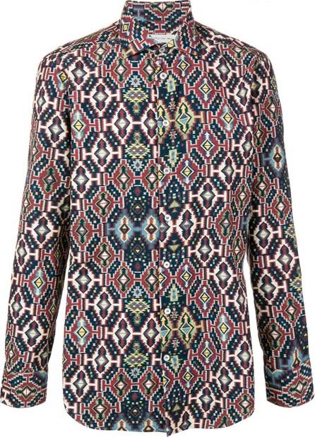 Etro Carpet-print shirt