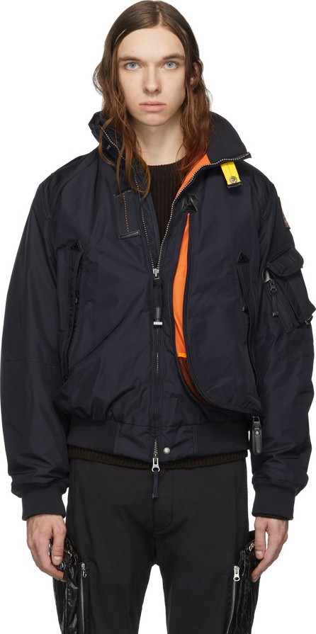 Parajumpers Navy Down Masterpiece Fire Jacket