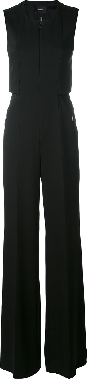 Akris wide leg jumpsuit