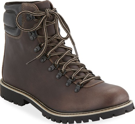 Wolverine Men's Waterproof Leather Hiking Boots