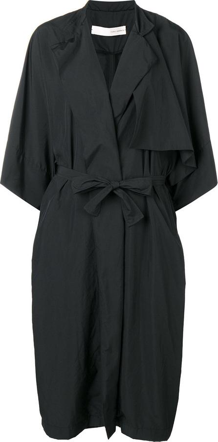 Isabel Benenato Oversized trench coat