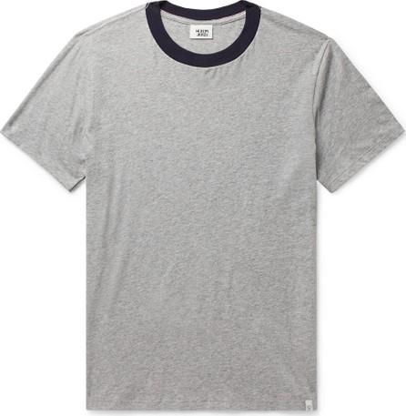 Sleepy Jones Andre Mélange Cotton-Jersey Pyjama T-Shirt