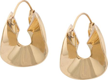 Ellery Alternative hoop earrings