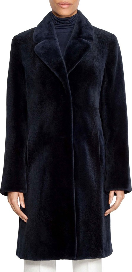 Norman Ambrose Mink Fur Short-Coat
