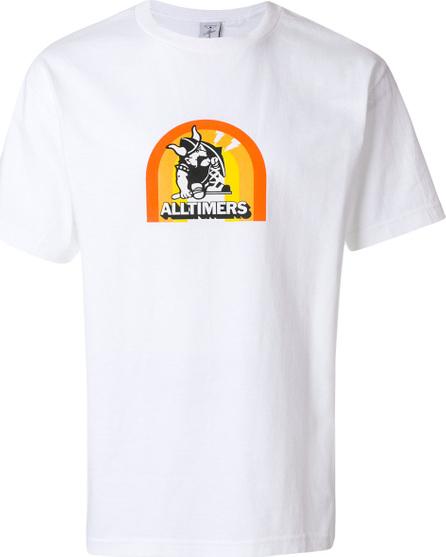 Alltimers Viking print T-shirt
