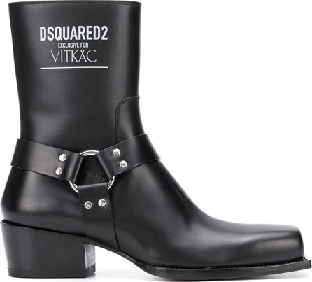 DSQUARED2 Exclusive for Vitkac ankle boots