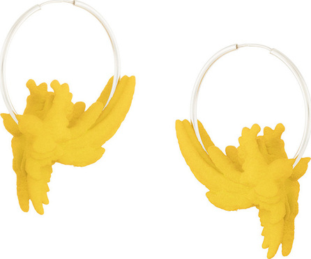 Olgafacesrok Small bird hoops
