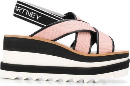 Stella McCartney Sneak Elyse 80mm sandals