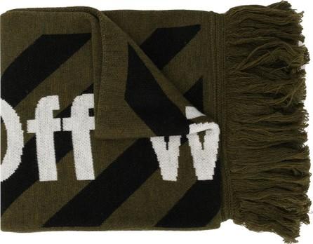 Off White Arrow scarf