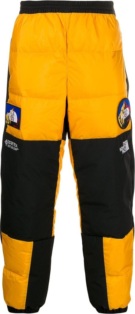 The North Face Logo contrast trousers