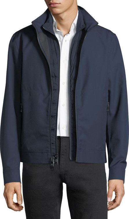 Michael Kors 3-in-1 Weatherproof Wool Jacket