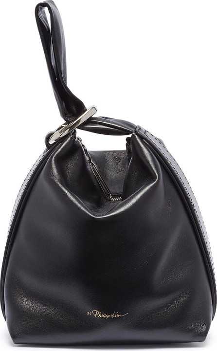 3.1 Phillip Lim 'Ines' leather triangle pouch