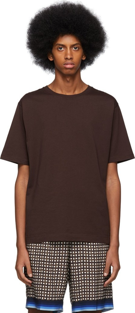 Dries Van Noten Brown Hob T-Shirt