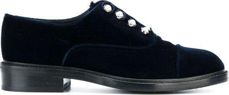 Stuart Weitzman pearl detail shoes
