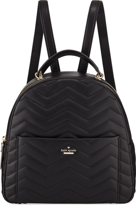 Kate Spade New York reese park ethel quilted leather backpack