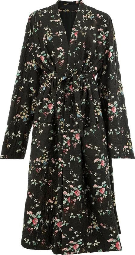Haider Ackermann Floral printed coat