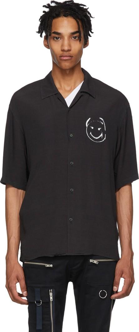 Undercover Black Smiley Face Shirt