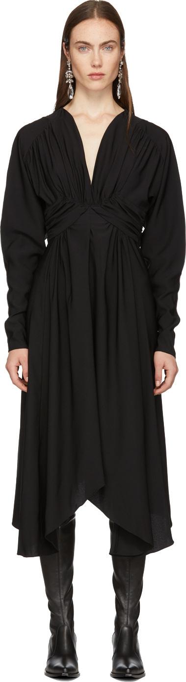 Isabel Marant Black Tamara Dress