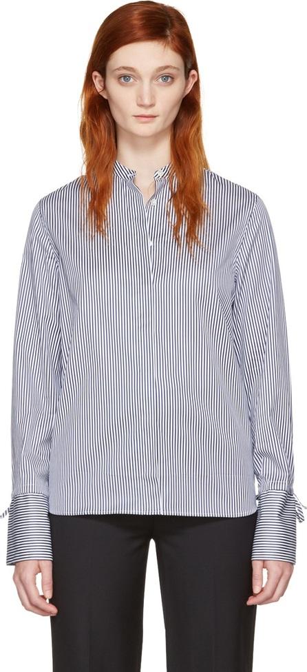Harmony Blue Striped Clemence Shirt