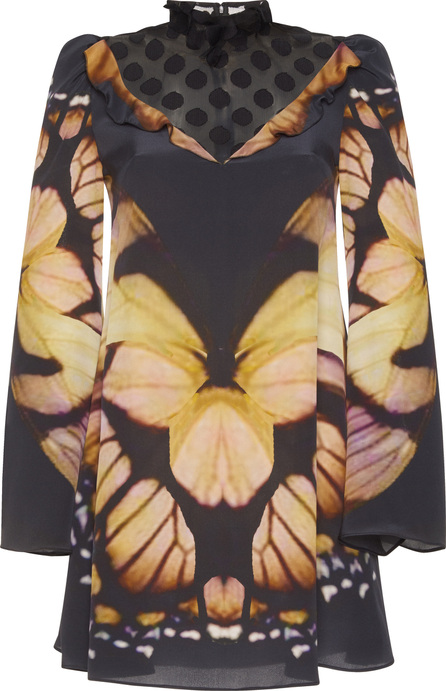 Francesco Scognamiglio Printed Mini Dress