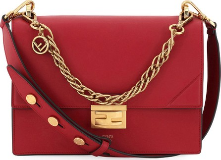 Fendi Kan Grace Matte Shoulder Bag