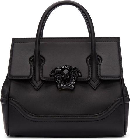 Versace Black Medium Empire Bag